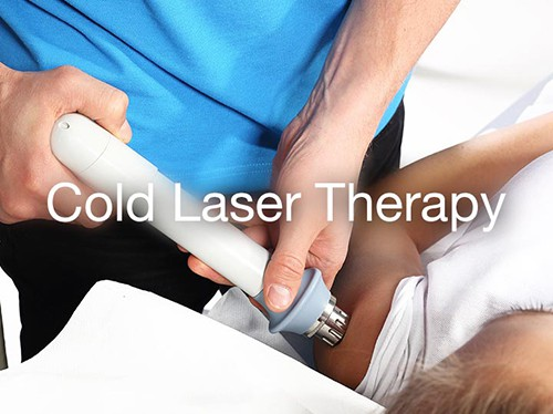 Cold Laser Therapy to increase healing in Richardson, Plano, North Dallas