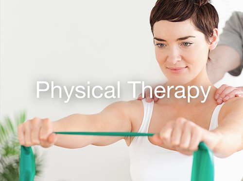 Physical Therapy in Richardson, Dallas
