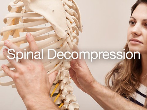 Spinal Decompression Therapy in Richardson, Dallas, and Plano
